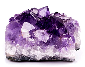 Arizona mined amethyst