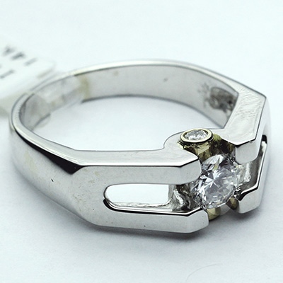 Forever Diamond Ring Yellow Gold