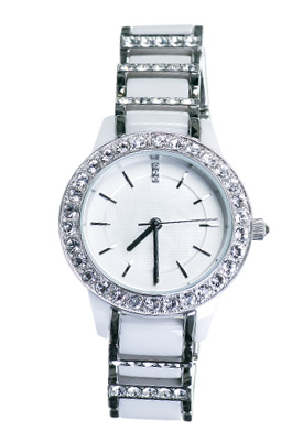 Womne's watch for watch crystal repair, services available in Gilbert, AZ.
